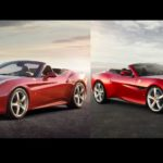 Ferrari unveils new Portofino 200 mph convertible Price Starts at  $200,000