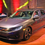 Honda Civic First Look Revealed in India Release Date