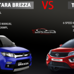 Tata Nexon Vs Maruti Vitara Brezza Price, Specifications Comparison