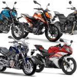 Top 10 Popular Best Selling Bikes in India with Price & Specifications