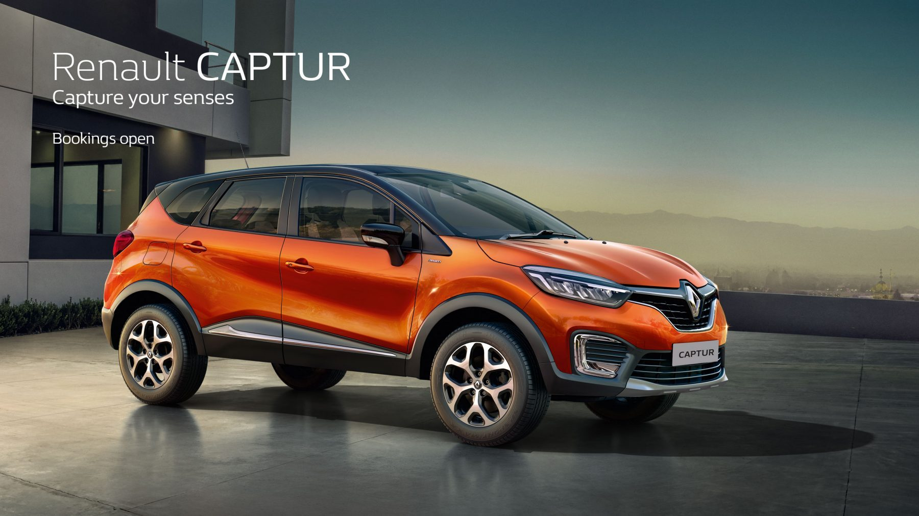 2017 renault captur launched in india specifications price variants imagesauto news. Black Bedroom Furniture Sets. Home Design Ideas