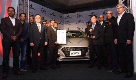 Hyundai Verna is named as the Indian Car of the Year