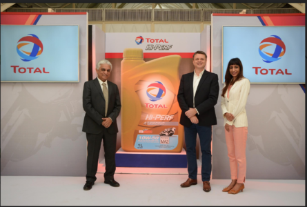 Total Launches Hi-Pref Engine Oil For Motorcycles in India