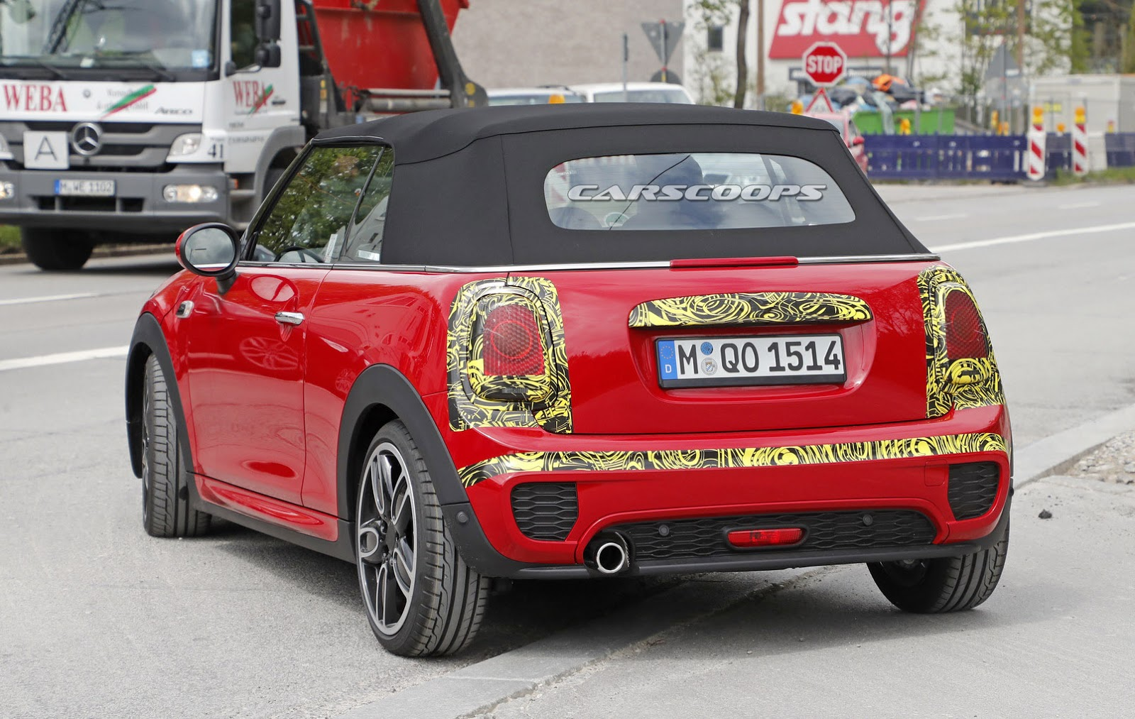 2018 Mini Cooper Facelift Revealed Features New Tech and