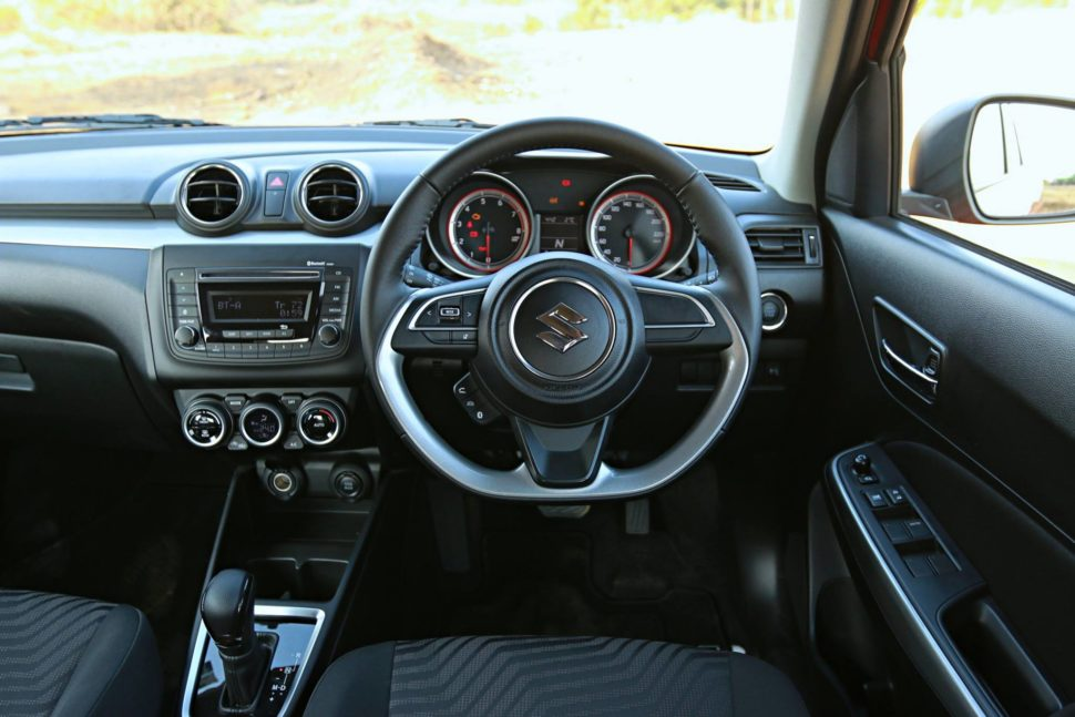 Maruti Swift Interior