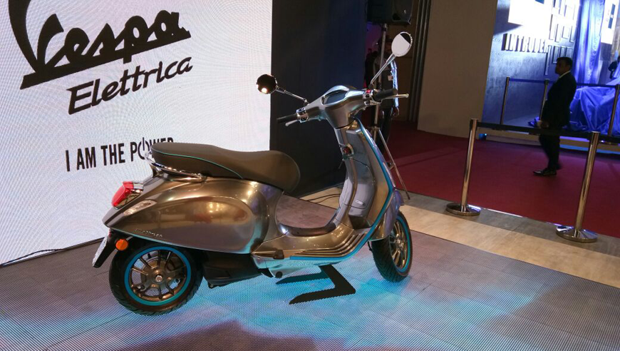 Vespa Scooter India Review