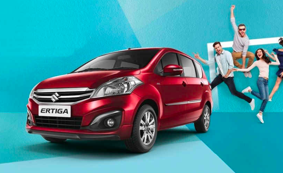 Ertiga Limited Edition