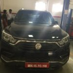 Mahindra XUV 700 Spotted In Real-life Images