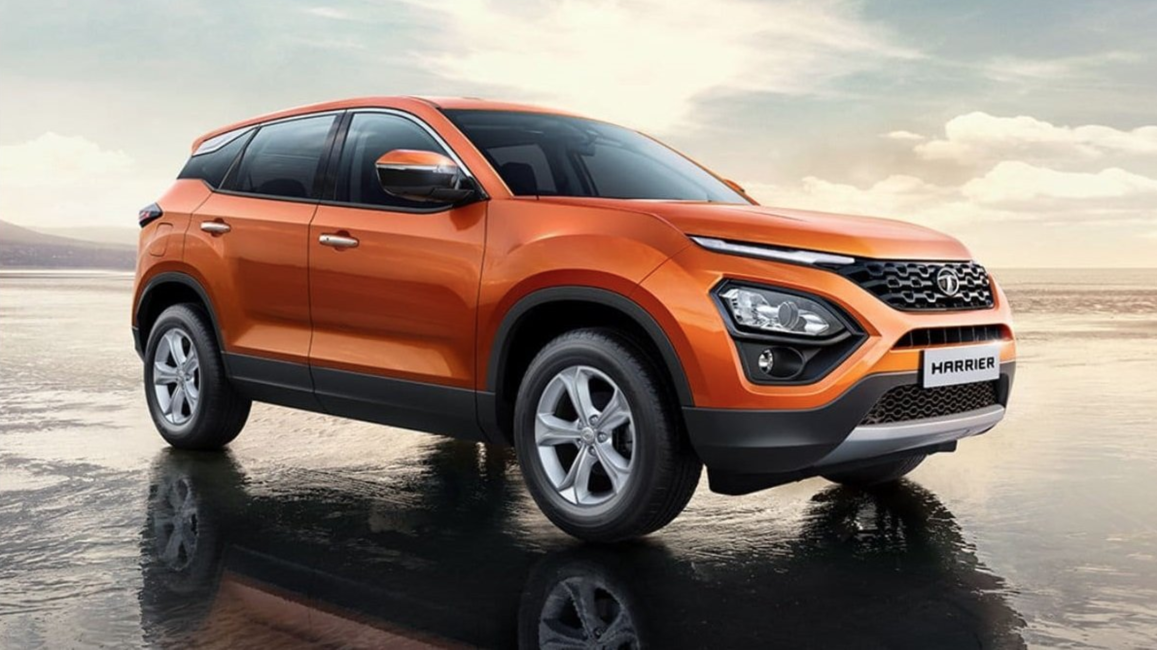 2019 Tata Harrier