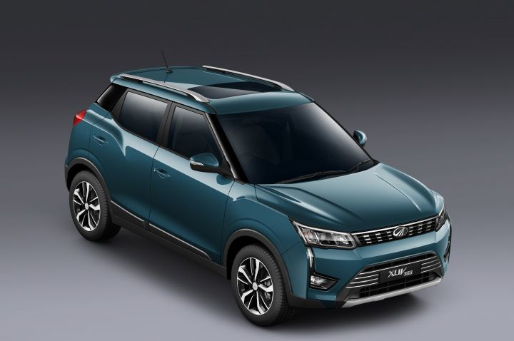 Mahindra XUV300 First Look Preview