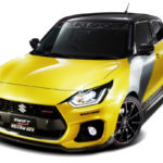 Suzuki Swift Sport Yellow Concept is Out | Check More Details