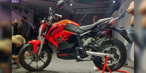 Revolt 400 Electric Bike