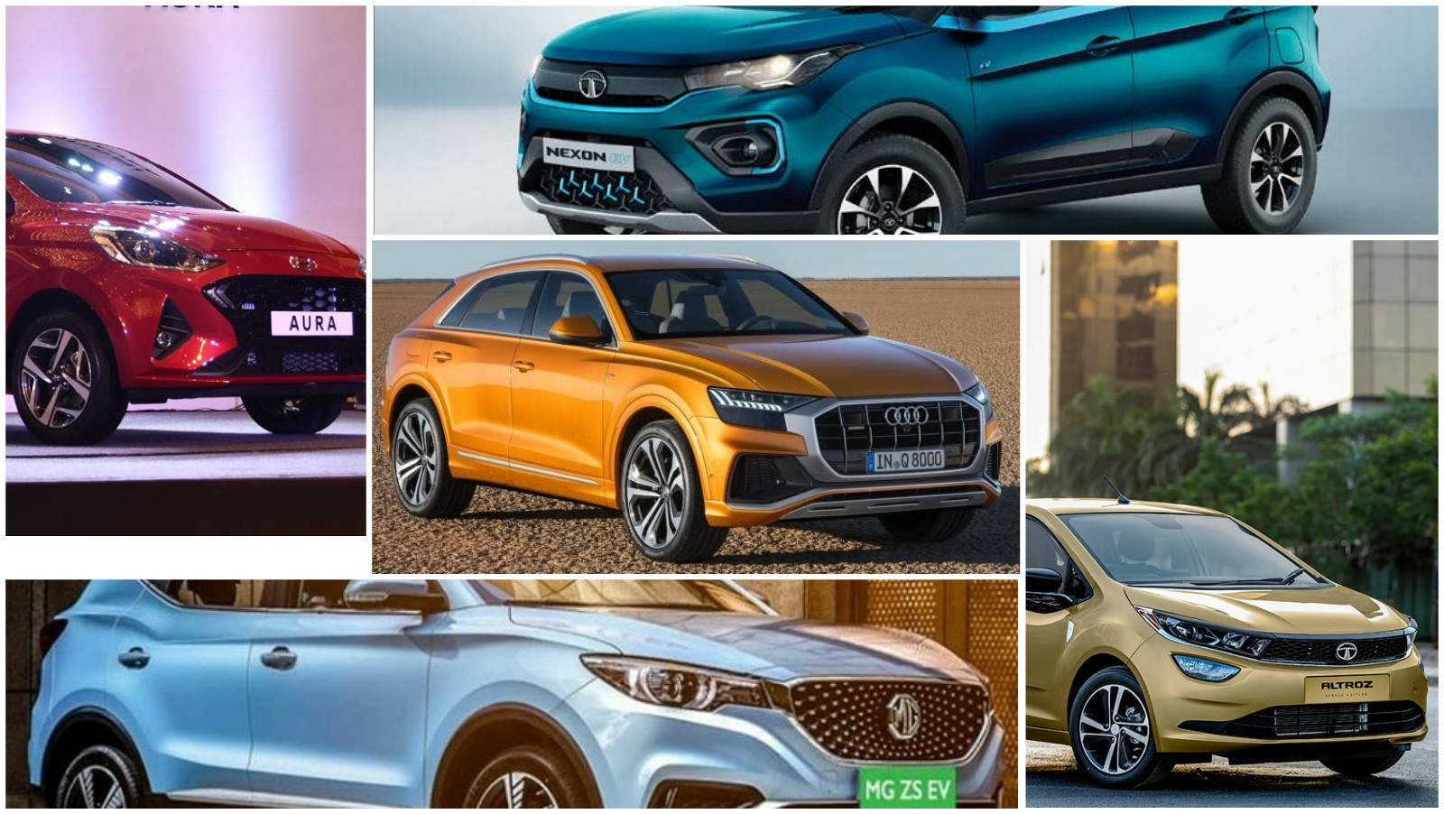 Upcoming Cars in January 2020.