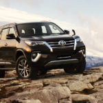 BS6 compliant Toyota Fortuner launch soon, official variants list leaked.