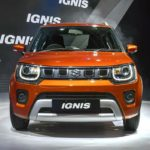 2020 Maruti Suzuki Ignis Facelift Revealed at Auto Expo.
