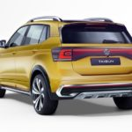 Volkswagen Taigun Concept SUV Officially Revealed for India.