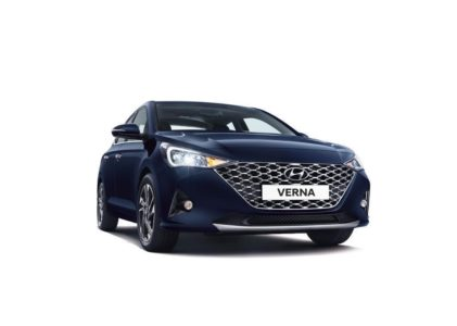 2020 hyundai verna facelift officially revealed; bookings