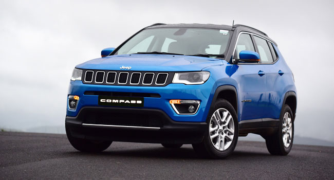 Jeep Compass Specifications In India Price Colors Pics