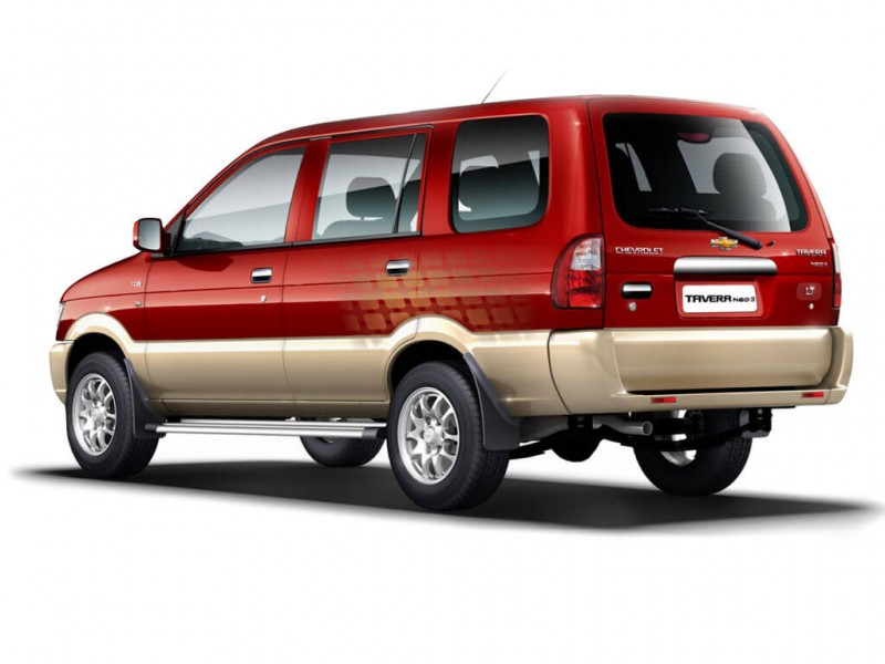 Chevrolet Tavera Specifications Price Mileage Pics Review