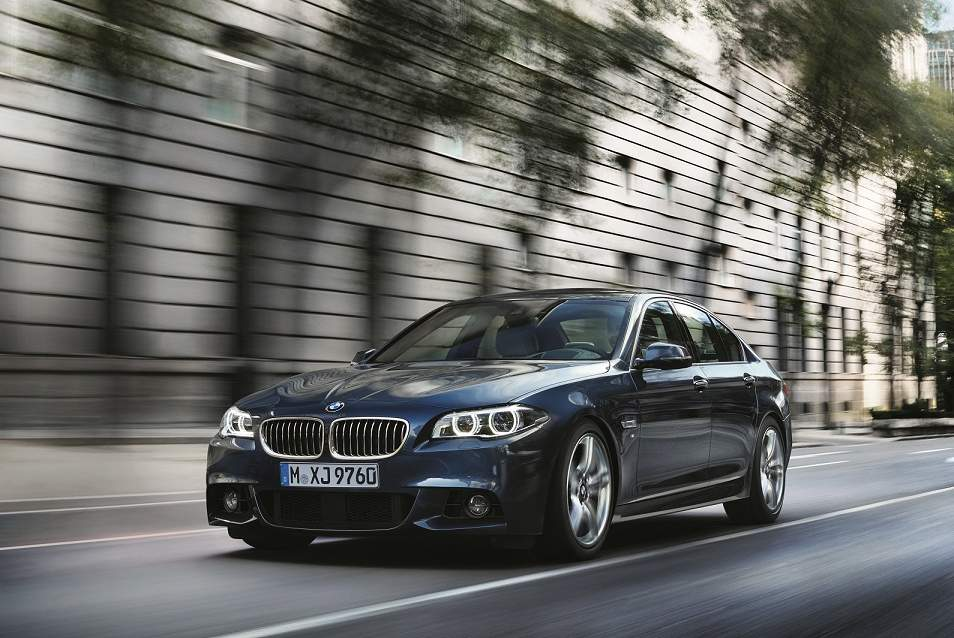 BMW 5 Series 520d Prestige Plus Specifications, Price, Review