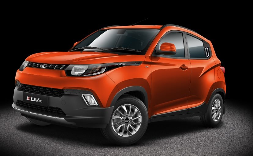 Mahindra KUV100 Price in India, Specifications, Mileage, Review, Colors, Images