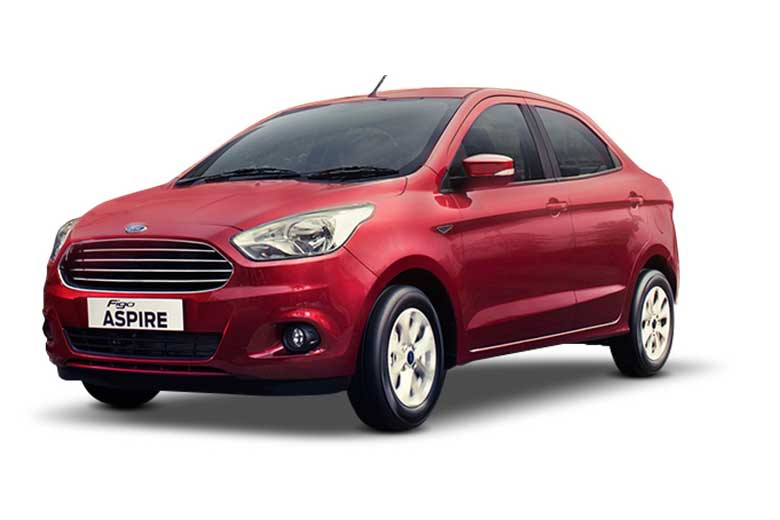 Ford Aspire Price in India, Review, Specifications, Mileage, Colours