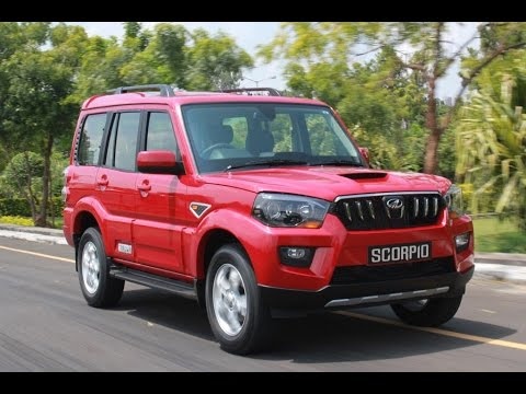 Mahindra Scorpio Facelift, Specifications, Price, Mileage, Photos