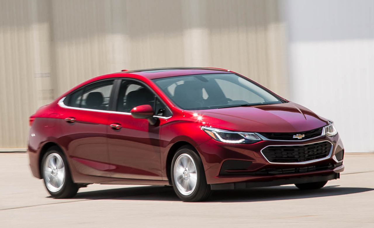 Chevrolet Cruze Specifications, Price, Review, Mileage, Photos