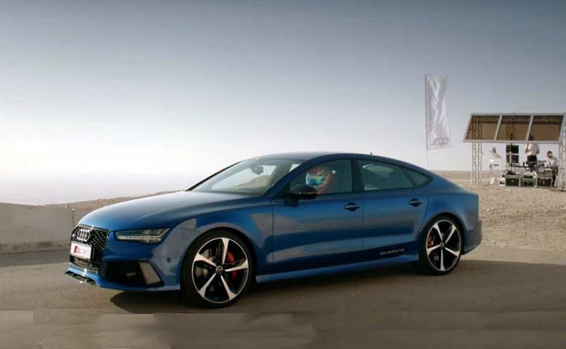 Audi RS7 Sportback Specifications, Price, Mileage, Pics, Review