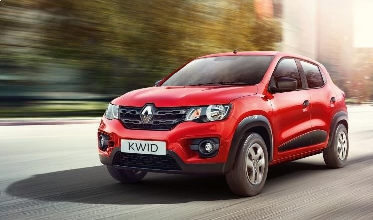 Renault Kwid Specifications, Price, Mileage, Pics, Review