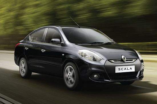 Renault Scala Specifications, Price, Mileage, Pics, Review