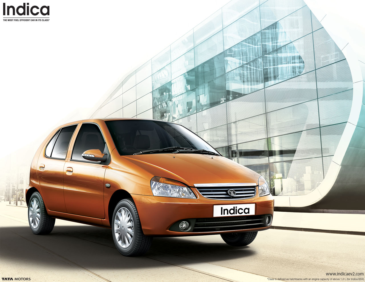 Tata Indica eV2 Specifications, Price, Mileage, Pics, Review