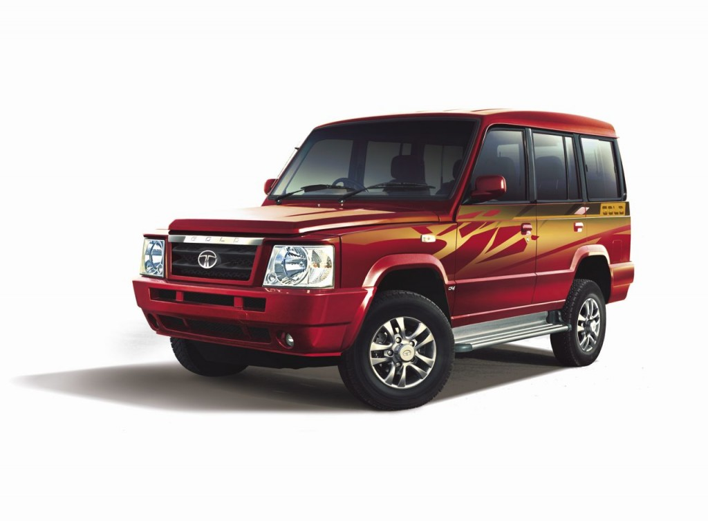 Tata Sumo Gold Specifications, Price, Mileage, Pics, Review