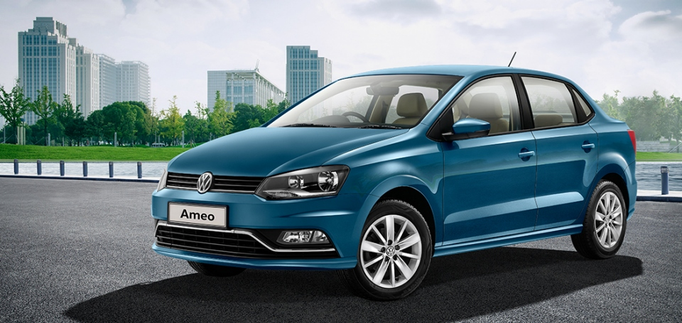 Volkswagen Ameo Specifications, Price, Mileage, Pics, Review