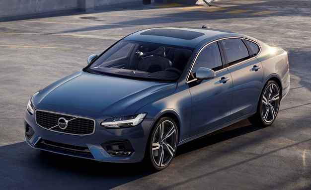 Volvo S90 Specifications, Price, Mileage, Pics, Review