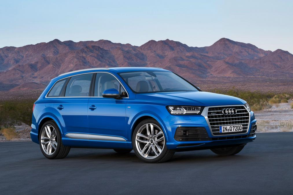 Audi Q7 Specifications, Price, Mileage, Pics, Review