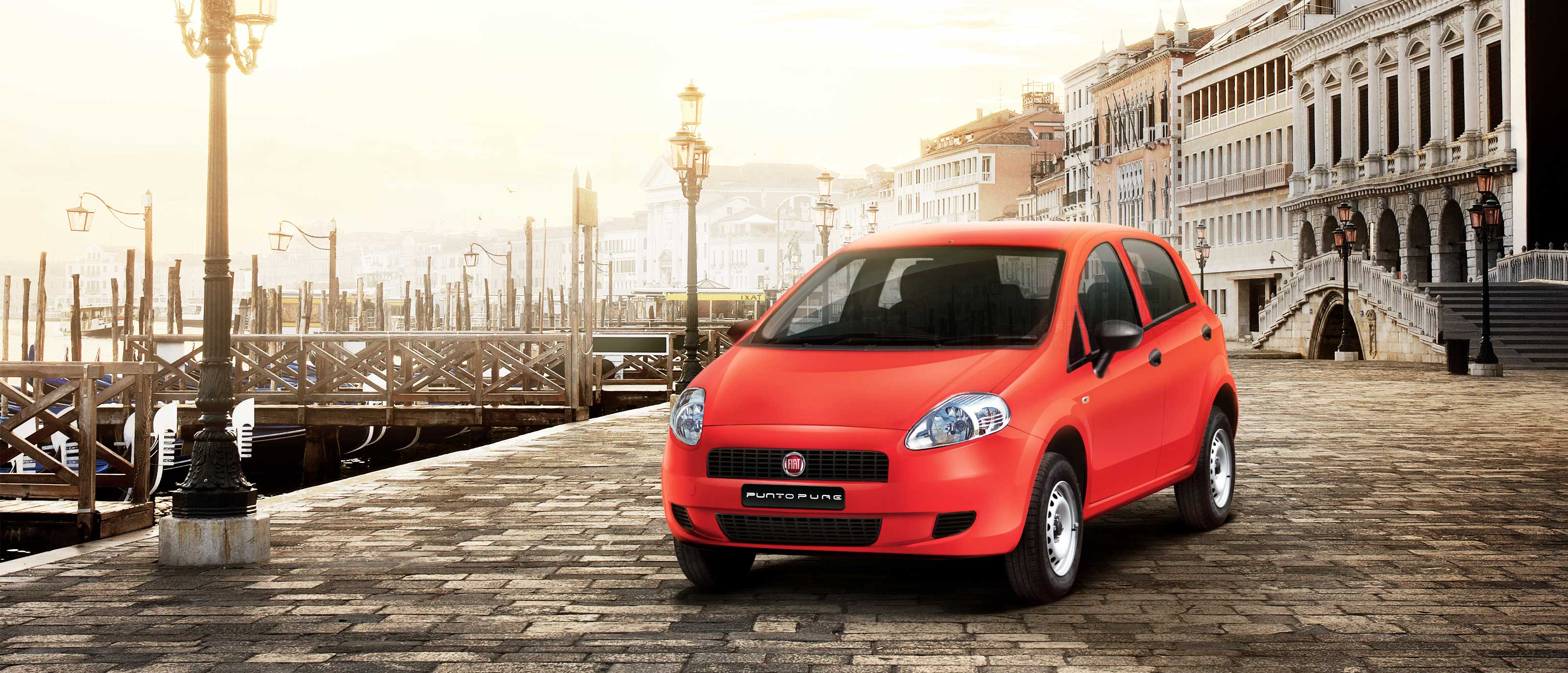 Fiat Punto Pure Specifications, Price, Mileage, Pics, Review