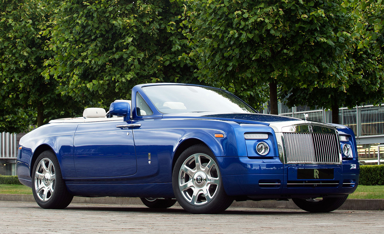 Rolls-Royce Drophead Coupe Specifications, Price, Mileage, Pics, Review